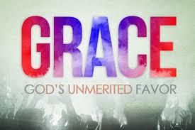 grace means