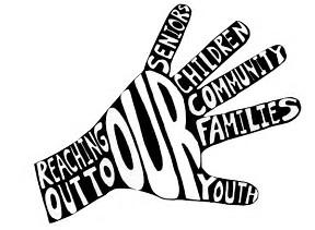 outreach hand words
